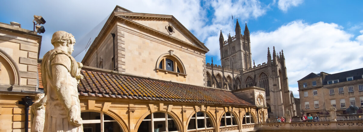 Three Historic Places to Visit in Bath