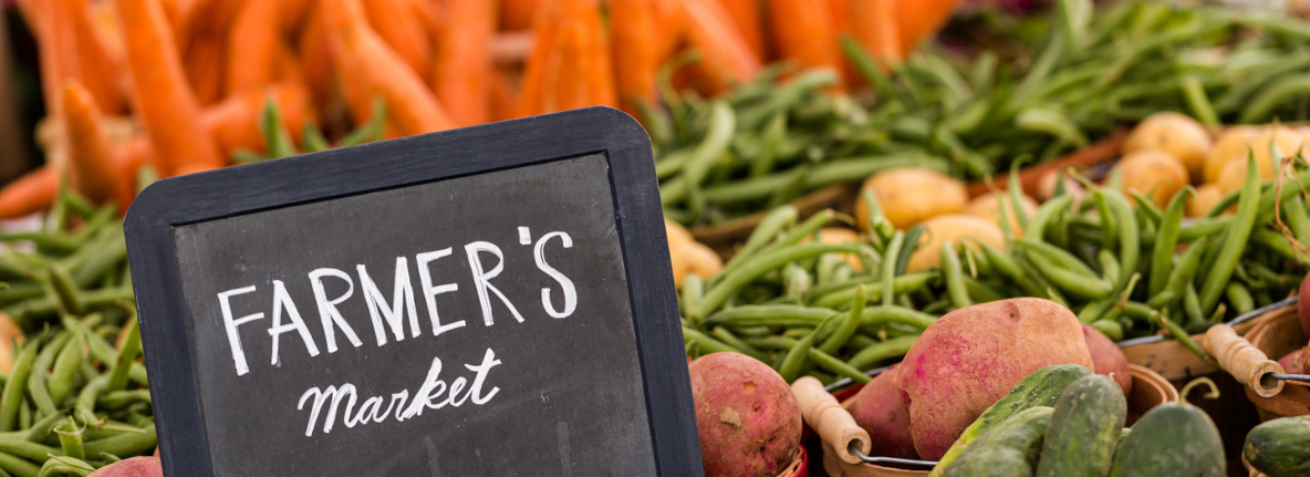 Farmers' Markets in Somerset – Our Favourites